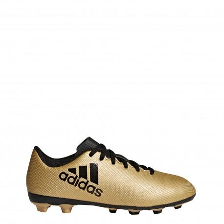 Adidas Bambino Z 17.4 Fg Gold/Red