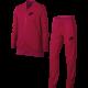 Nike Tuta Logo Girl Rosso