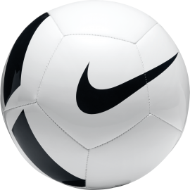 Nike Pallone Pitch Team Bianco/Nero