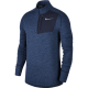 Nike T-Shirt Ml Run Thrma Sphr Elmnt Hz Obsidian