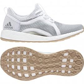 Adidas PureBoost X  Clima Donna Ftwwht/Silvmt
