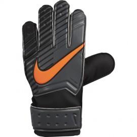 Nike Guanti Bambino Nk Mtch Nero/Arancio