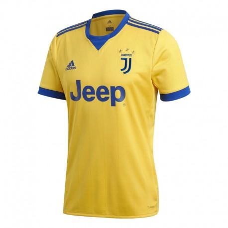 Adidas T-Shirt Mm Juve Away Gold/Royal