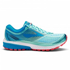 Brooks Ghost 10 Donna Mint/Blue