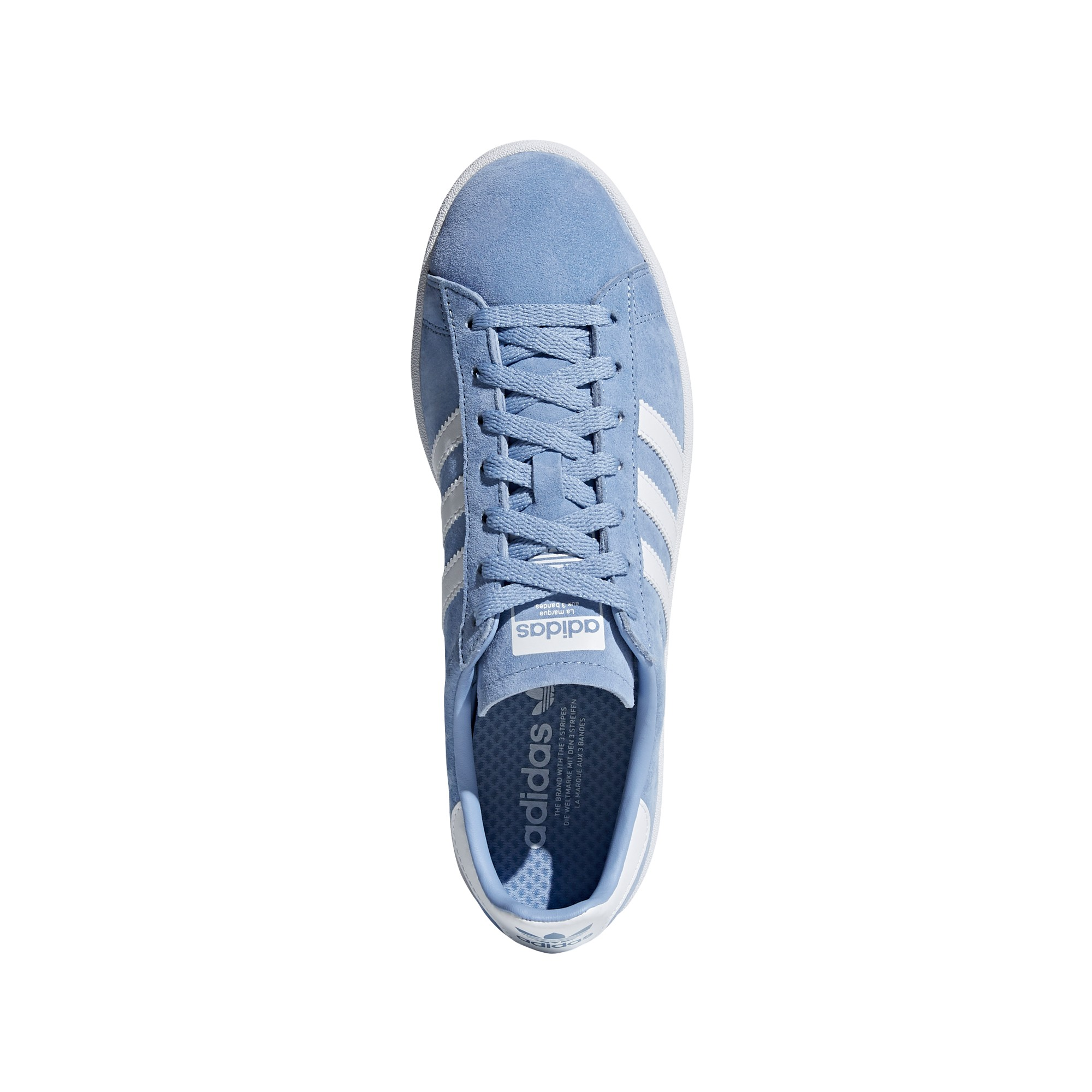 style ADIDAS donna campus azzurrobianco db0983 acquista su sport