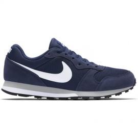 Nike Md Runner 2 Blu/Bianco