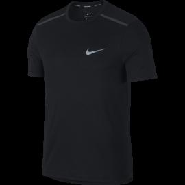 Nike T-shirt Mm Running Brt Tailwind Black/Black