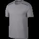 Nike T-shirt Mm Rn Brt Talwind Atmosphere Grey