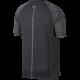 Nike T-shirt Mm Run Dry Medalist Wolf Grey/Black