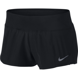 Nike Shorts Running Dry Crew 2 Donna Black