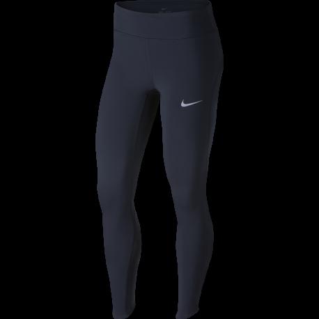 Nike Tight Rn Pwr Epic Lx Mesh Donna Obsidian