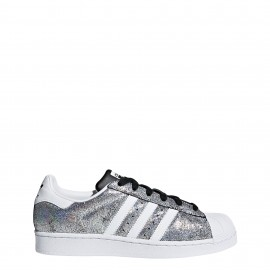 Adidas Donna Superstar Silver/Bianco