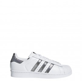Adidas Donna Superstar Bianco/Silver