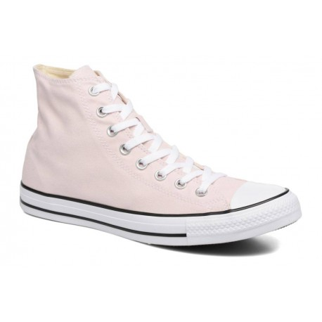 Converse Donna Canvas Hi Seasonal Rosa