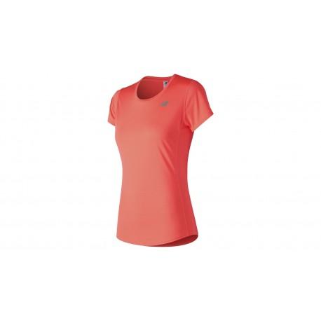 New Balance T-Shirt Mm Rn Accelerate Donna Fiji