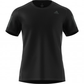 Adidas T-Shirt Mm Run Response Cooler Black