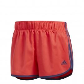 Adidas Short Run M10 Icon Donna Black/Aero Pink