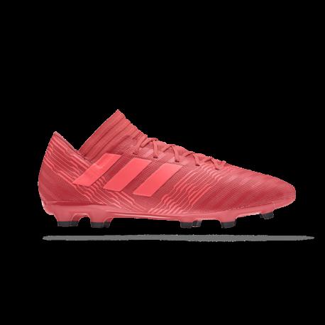 Adidas Nemeziz 17.3 Fg Coral/Black