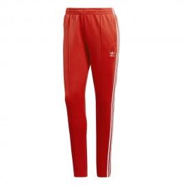 Adidas Pantalone 3 STR Or Rosso Donna