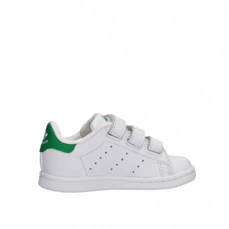the best attitude 26108 434ce style ADIDAS stan smith bambino cf bianco verde bz0520 - acquista s.