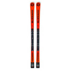 Blizzard Sci Firebird Wrc Wc Piston Orange/Black