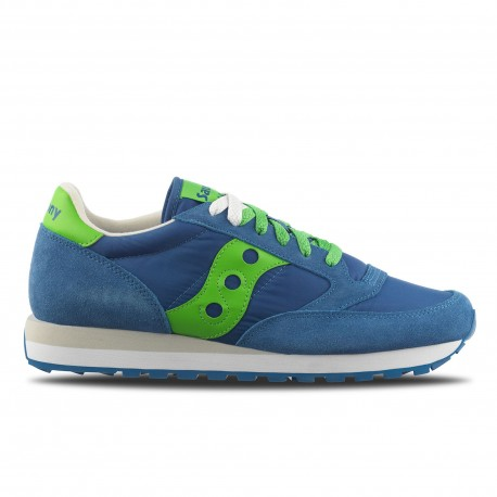Saucony Jazz O Blu/Verde