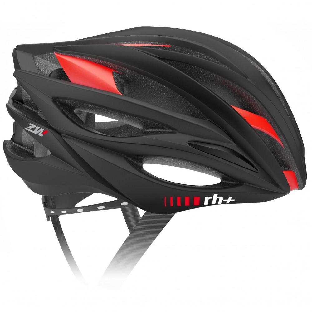 buona consistenza miglior grossista stile squisito Ciclismo RH+ Casco Zw Nero/Rosso EHX6050,21 - Acquista su SportShock
