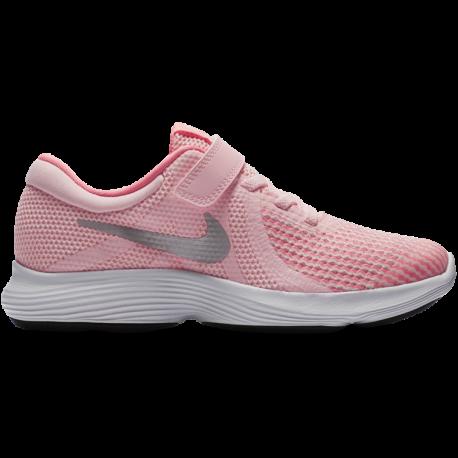 Nike Junior Revolution 4 Psv Rosa/Grigio