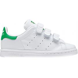 Adidas Stan Smith Cf Int Ps Bianco/Verde Bambino
