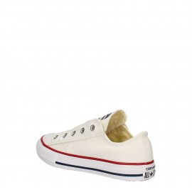 b9da0f08caa161 Converse Chuck Taylor All Star Slip On Ox Bianco Bambino Converse Chuck  Taylor All Star Slip On Ox Bianco Bambino