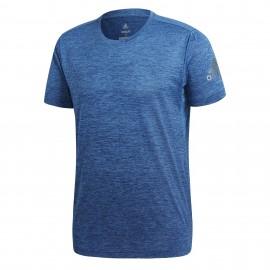 Adidas T-Shirt Mm Giro Train Blu