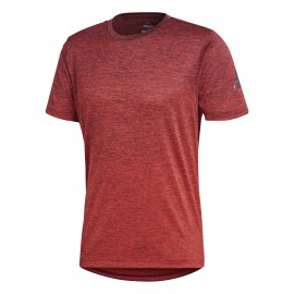 Adidas T-Shirt Train Rosso