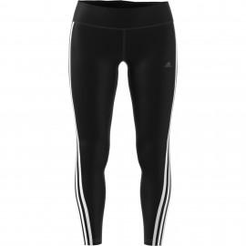 Adidas Leggings Donna 3 Stripe Nero
