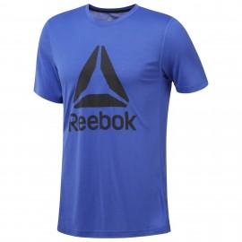 Reebok T-Shirt Wor Train Blu