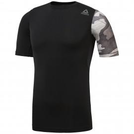 Reebok T-Shirt Comp Train Nero