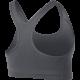 Nike Bra Donna Futura Swoosh Train Carbon Heather