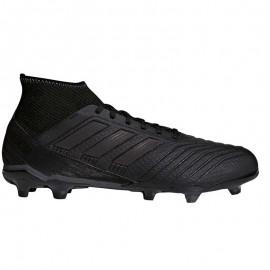 Adidas Predator 18.3 FG Black/Black