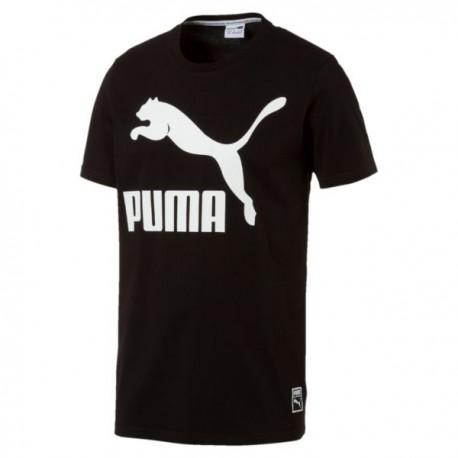 Puma T-Shirt Logo Nero