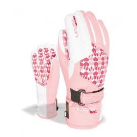 Level Guanto Bambino Pink