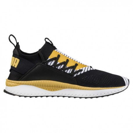 Puma Tsugi Jun Nero/Giallo