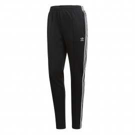 Adidas Pantalone Track Nero Donna