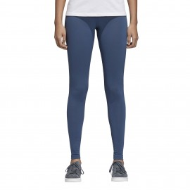 Adidas Originals Leggings Donna Trefoil Or Mineral Blue