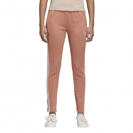 Adidas Originals Pantalone Donna 3 Str Or Rosa