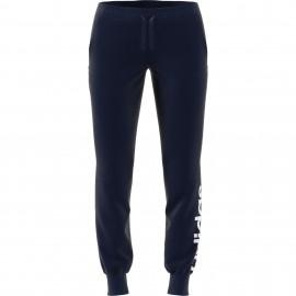 Adidas Originals Pantapolsino Donna Logo Ess Blu