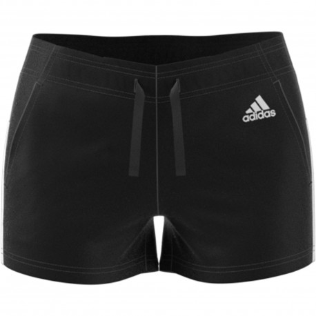 Adidas Originals Short Donna 3str Ess Nero