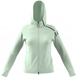 Adidas Originals Hodded Donna Track Top Verde