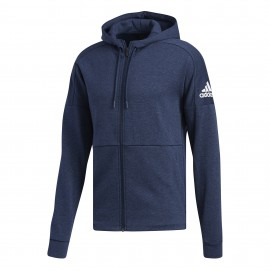 Adidas Hooded Track To Rsm Blu