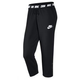 Nike Pantalone Donna Snkr Black