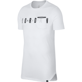 Nike T-Shirt Logo Jo  White