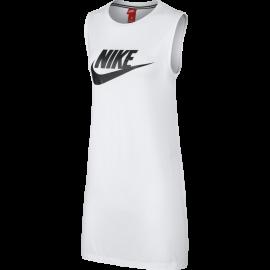 Nike Vestito Donna Logo White